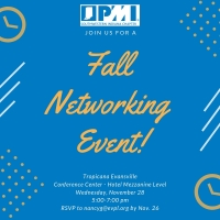 PMISWIC Fall Networking Event